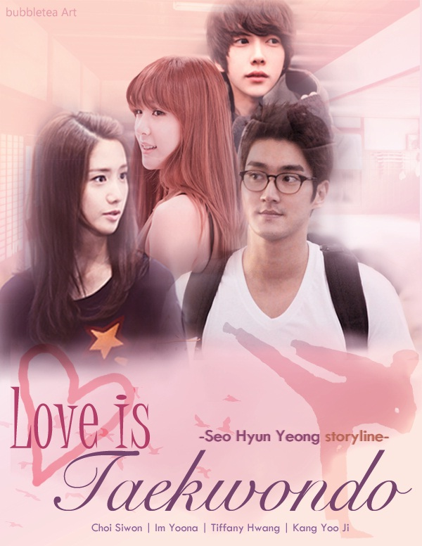 [3S] Love Is Taekwondo (Chapter 2) | Super Generation ...